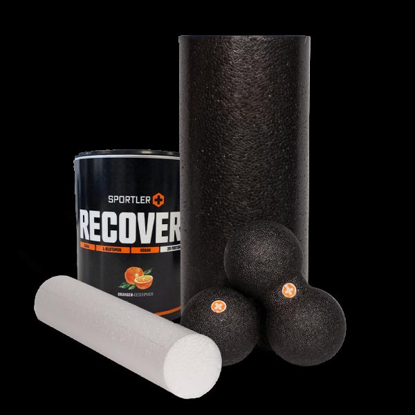 Faszien Massage Set + Recovery