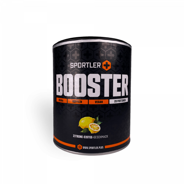Booster Zitrone-Eistee