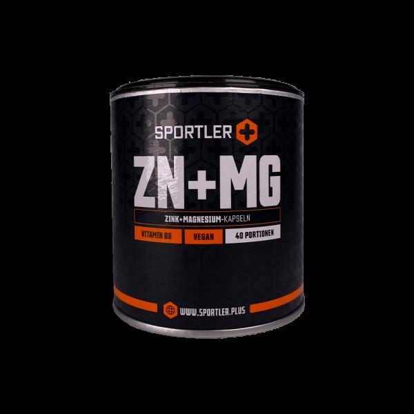 Zink + Magnesium Kapseln