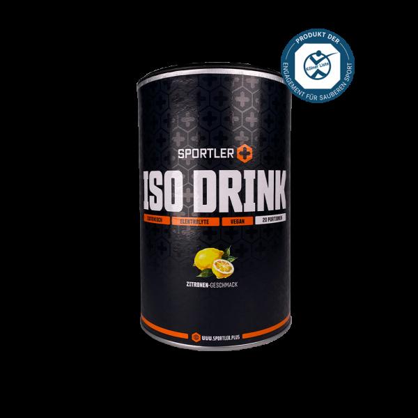 Iso-Drink Zitrone
