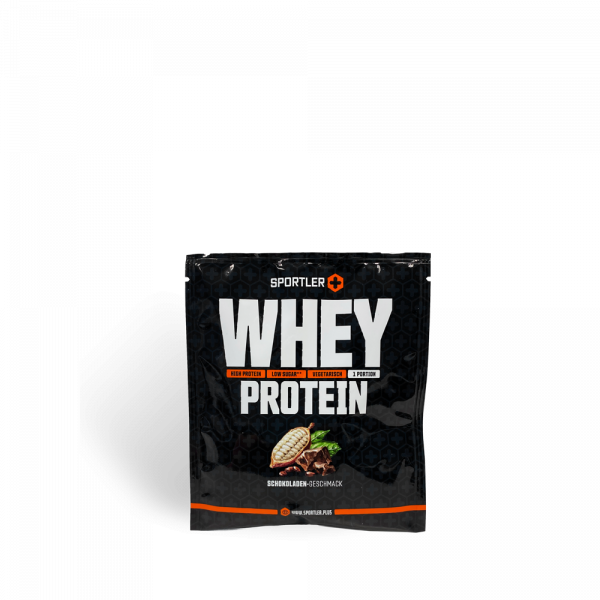 Whey Protein Schoko Probierportion