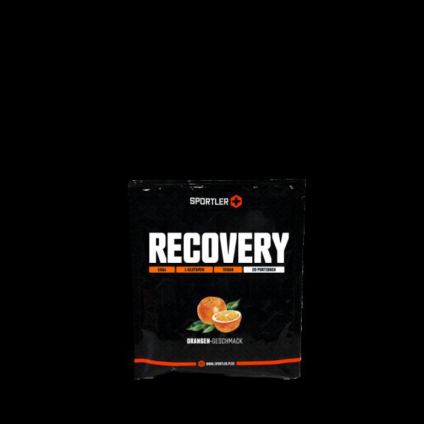 Recovery Orange Probierportion