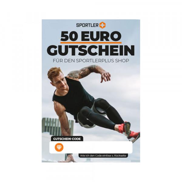 50 € Shop-Gutschein