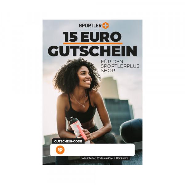 15 € Shop-Gutschein